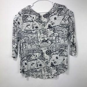Philosophy Woman Knit Plus Size 1X Shirt